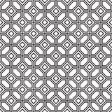 Seamless parquetry vector pattern background Royalty Free Stock Photo