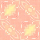 Seamless Pastel Batik Stock Photo