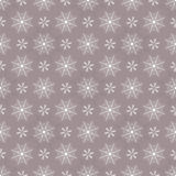 Seamless pastel christmas pattern Royalty Free Stock Images