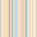 Seamless pastel stripes pattern. Stock Images