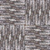 Seamless patchwork pattern dark bark background photo manipulati Royalty Free Stock Photo