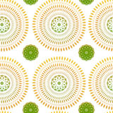 Seamless Patern with Ethnic Ornament Royalty Free Stock Photos