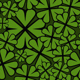 Seamless Patricks Day pattern. Royalty Free Stock Photography