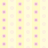 Seamless patten for children room. Simple seamless patten with flowers for children room. Vector illustration Stock Photo
