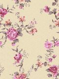 Seamless Pattern-0010. Floral background , element for design pattern Stock Photography