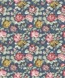 Seamless Pattern-003. Rose seamless texture wallpaper pattern Stock Images