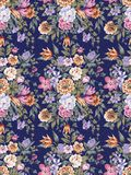 Seamless Pattern-005 Stock Photos