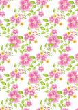 Seamless Pattern-027 Royalty Free Stock Images