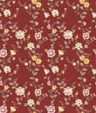 Seamless Pattern-050 Stock Images