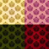 Seamless pattern #1 Stock Images