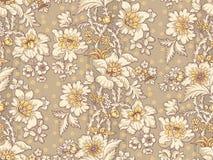 Seamless pattern 1105-015 Royalty Free Stock Photo