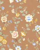 Seamless pattern 1106 Stock Image