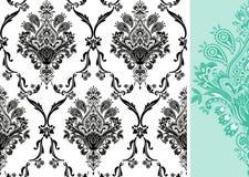 Seamless pattern. Royalty Free Stock Photography