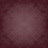 Seamless pattern. Seamless damask wallpaper pattern. Vector background stock illustration