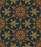 Seamless pattern. In retro style Royalty Free Stock Images