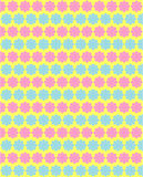 Seamless pattern. Seamless wallpaper or textile pattern Royalty Free Stock Images