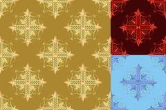 Seamless a pattern Stock Photos