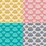 Seamless pattern #2 Stock Photography