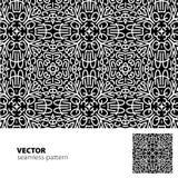 Seamless pattern_2. Vector seamless pattern. Vector illustration Stock Photography