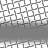 Seamless pattern. Seamless graphic black and white geometric background Stock Image