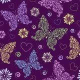 Seamless pattern Stock Photography