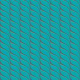 Seamless pattern. Turquoise and brown seamless pattern Royalty Free Stock Photos