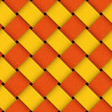 Seamless Pattern. Red and yellow seamless pattern Stock Illustration