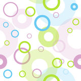 Seamless pattern. Colorful background and seamless pattern Stock Photography