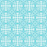 Seamless Pattern. Seamless curve pattern or wallpaper royalty free illustration