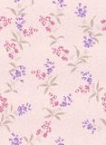 Seamless pattern A001. Seamless pink floral background design pattern - spring style vector illustration