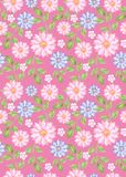 Seamless pattern A004 Stock Images
