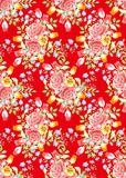 Seamless pattern A005 Royalty Free Stock Photos