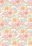 Seamless pattern A006 Stock Photography