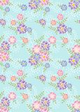 Seamless pattern A007 Stock Photos