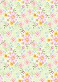 Seamless pattern A009 Stock Photo