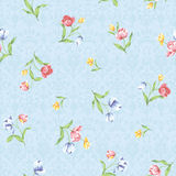 Seamless pattern A011 Stock Image