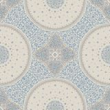 Seamless pattern A012 Stock Images
