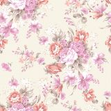 Seamless pattern A013 Stock Photography