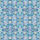 Seamless pattern. Abstract acrylic painting.. Seamless abstract kaleidoscopic pattern. Can be used for the interior, as part of wall decorations Stock Photo