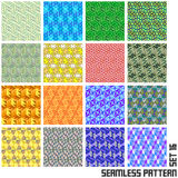 Seamless pattern. Royalty Free Stock Photos