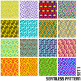 Seamless pattern. Royalty Free Stock Image