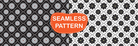 Seamless pattern abstract, Royalty Free Stock Photo