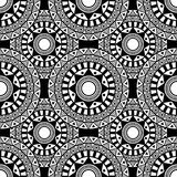 Siamless pattern. sentagle. isolate. vector. Stock Photo