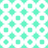 Seamless pattern. With abstract elements Stock Image