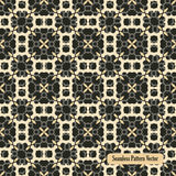 Seamless pattern abstract floral Royalty Free Stock Photography