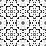 Seamless pattern. Abstract lace background. Modern small dotted texture with regularly repeating small dots. Royalty Free Stock Photography