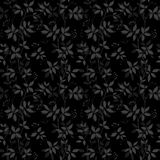 Seamless pattern with abstract leaves. EPS8. Contains no transparency and gradients Stock Images