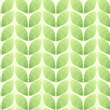 Seamless pattern of abstract leaves illustration backgro Royalty Free Stock Images