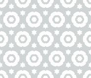 Seamless pattern. Abstract seamless ornament pattern. Vector illustration Royalty Free Stock Photo