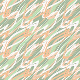 Seamless pattern abstract painting pastel texture background Royalty Free Stock Images